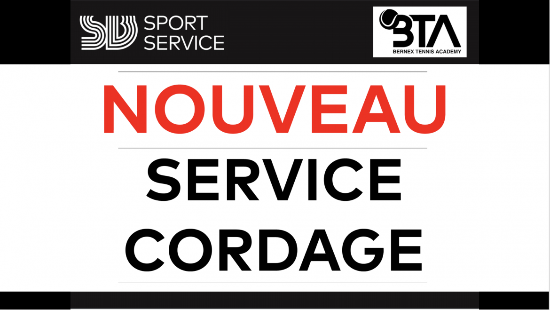 Service de cordage SB Sport Service